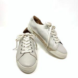 Franco Sarto | NEW Gray Genuine Leather Sneakers